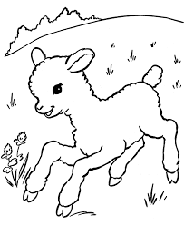 Image result for farm animals colouring pages