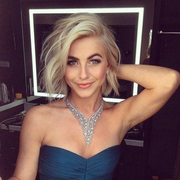 20 glamouröse Bob Frisuren für feines Haar: Easy Short Hair #curlshorthair