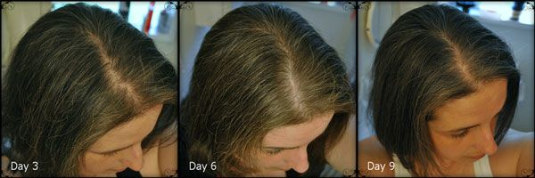 Semi Permanent Do You Dye Your Hair But Want To Avoid Nasty Chemicals Read Jennie S Review