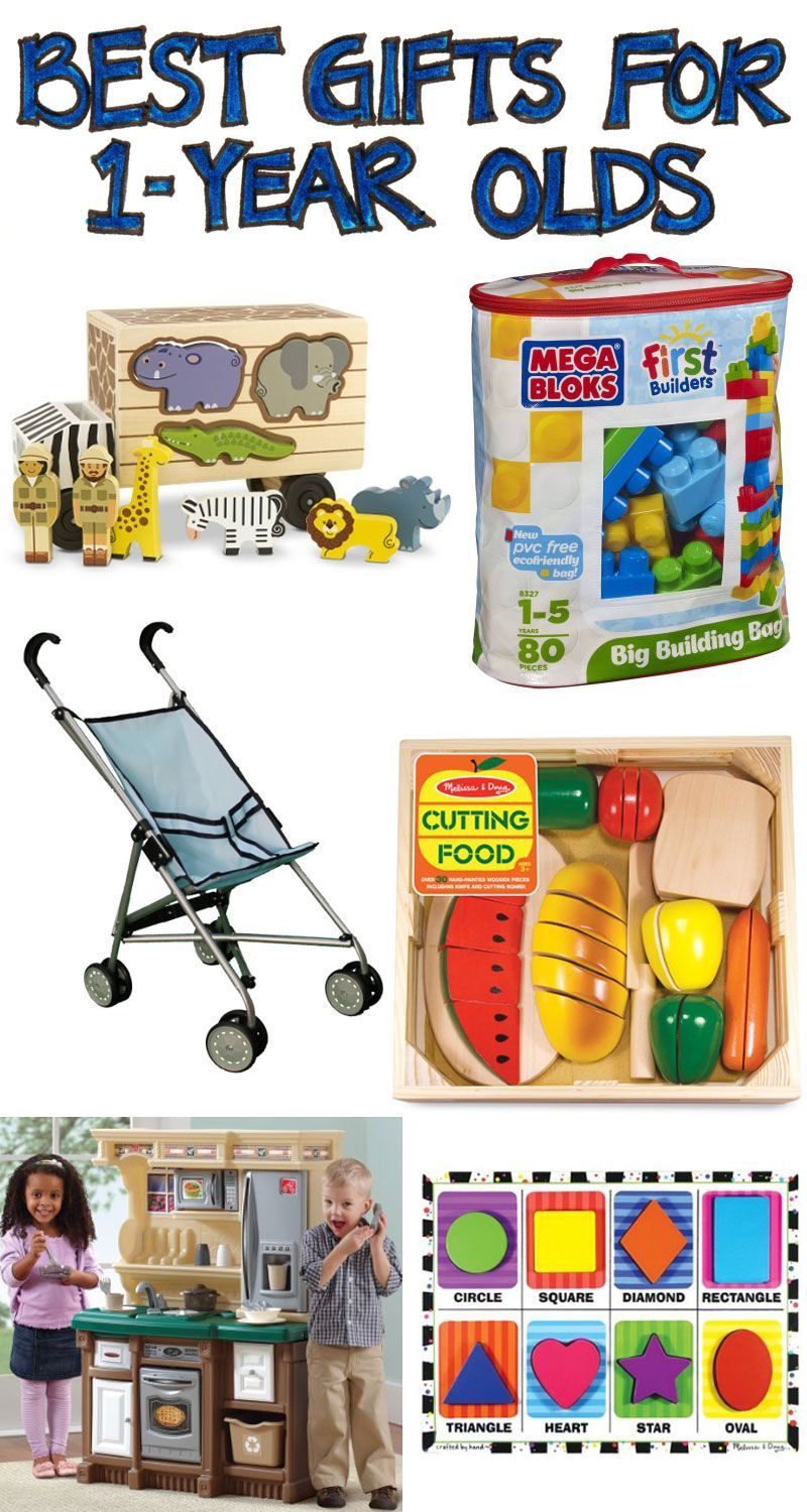 Best Gifts for 1 Year Olds | Gift, Babies and Toddler play