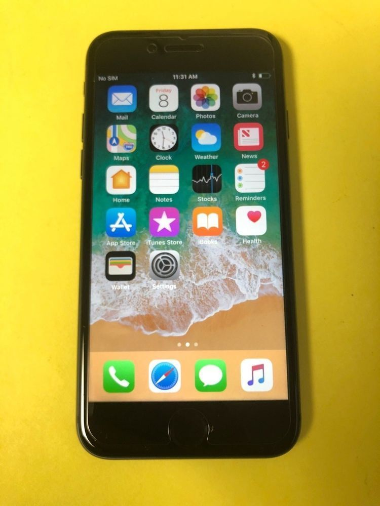 Apple Iphone Eight I8 256gb Space Gray Sprint A1863 Clean Imei Ebay Link Apple Iphone Iphone Apple Iphone 6s Plus
