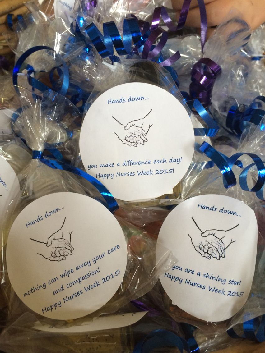 2015 nurse week gift for staff made by kids and i nurses