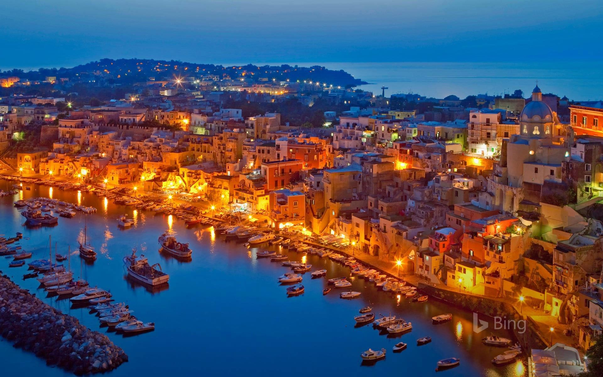 procida island in the gulf of naples italy places in 2018