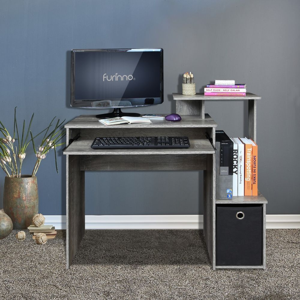 Furinno Econ Multipurpose Home Office Computer Writing Desk With