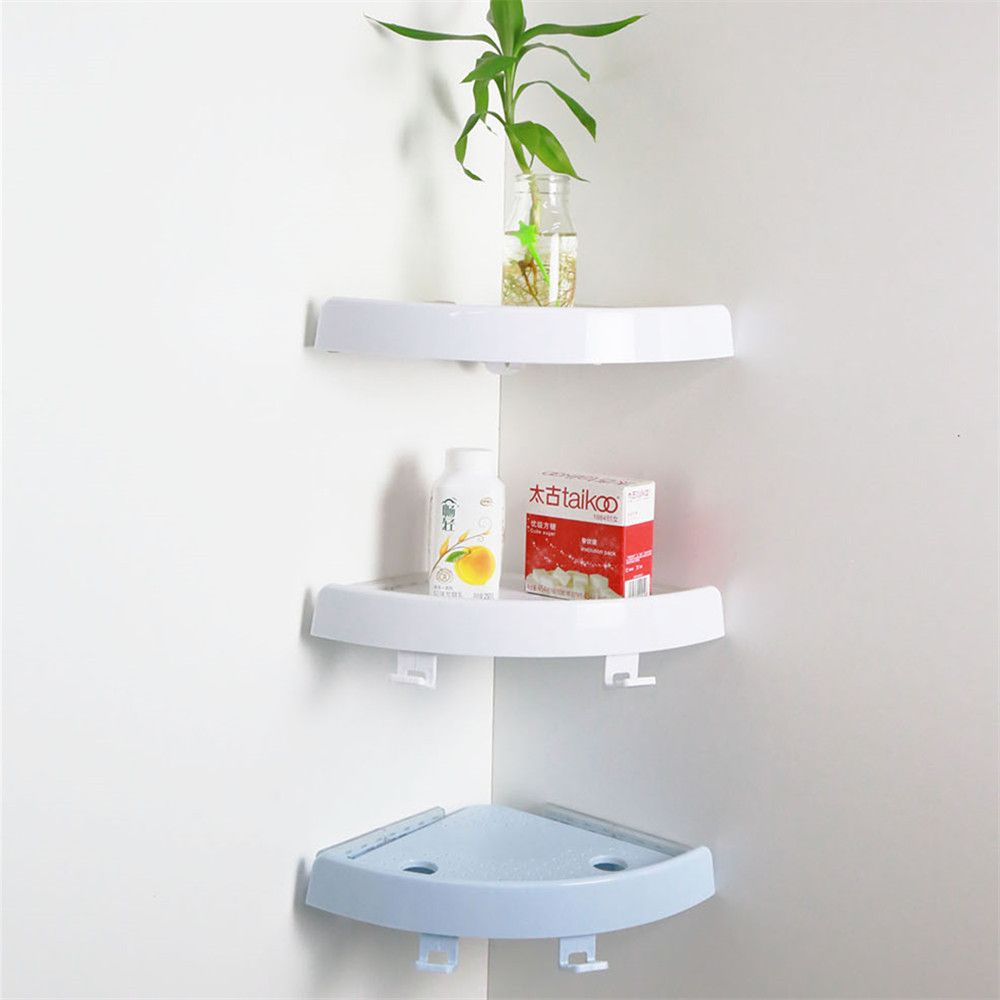 China Waterproof Bathroom Corner Shelf Wall Corner Shelf Wholesale Shelves Wall Storage Shelves Shower Rack