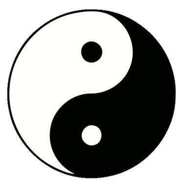 yin yang cool stuff pinterest yin yang and illuminati rh pinterest com Vector Wings Peace Sign Vector