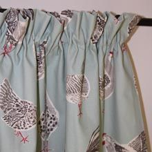 Cottage Pleats Give A Pretty Soft Gather To The Header