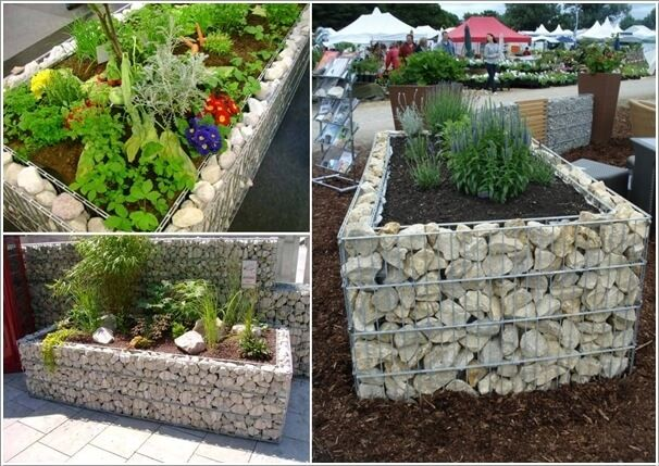 10 Unique And Cool Raised Garden Bed Ideas With Images Diy