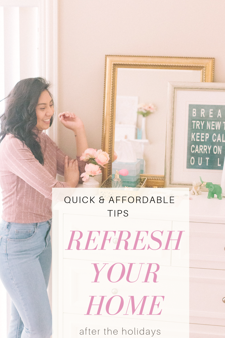 quick tips to refresh your home after the holidays rd s on fast and easy ways to refresh your home on a budget id=14030