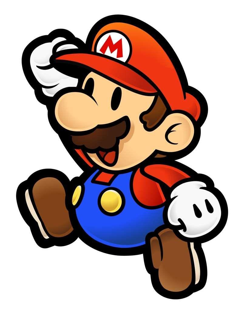 Paper Mario Video Games Amino Paper Mario Mario Mario Video Game