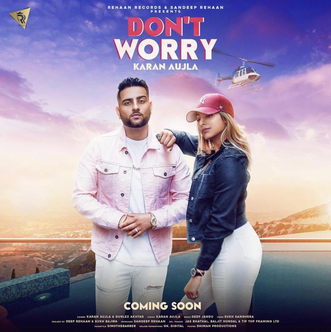 Dont Worry Karan Aujla Mp3 Song Download New Song Download Mp3