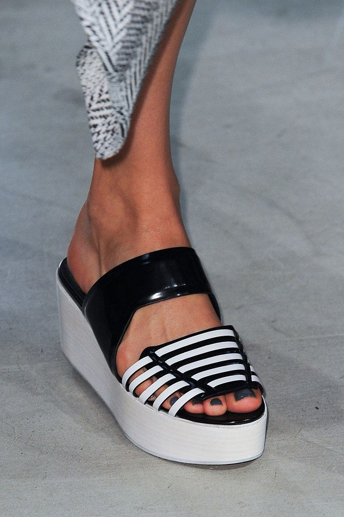 shoe trend The Top 8 Shoe Trends For Spring 2015: Paging all shoe-lovers and thats all of us, right