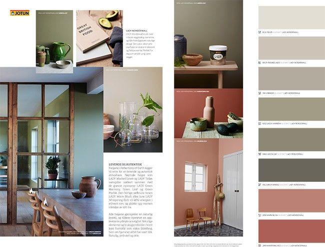 Stylingliste fargekart vinn premier!! LADY Inspirasjonsblogg