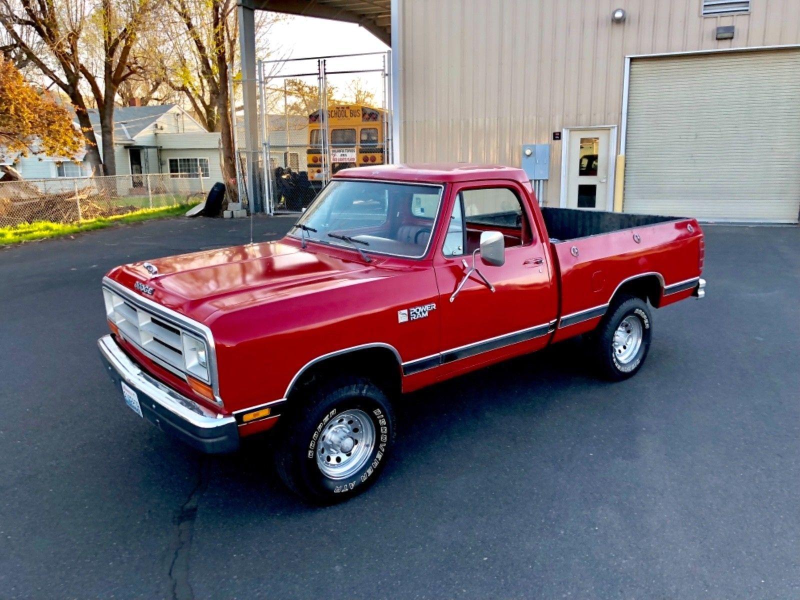 1987 Dodge Power Ram 4x4 Luxury Autos Mall Pinterest 1980 Pickup Truck Shortbed 1986 1985 1988 1983 1982 1989