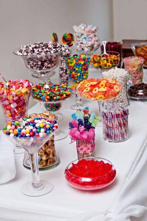Pin De Sthenger Galicia En Cumpleanos En 2018 Pinterest Candy - Mesas-dulces