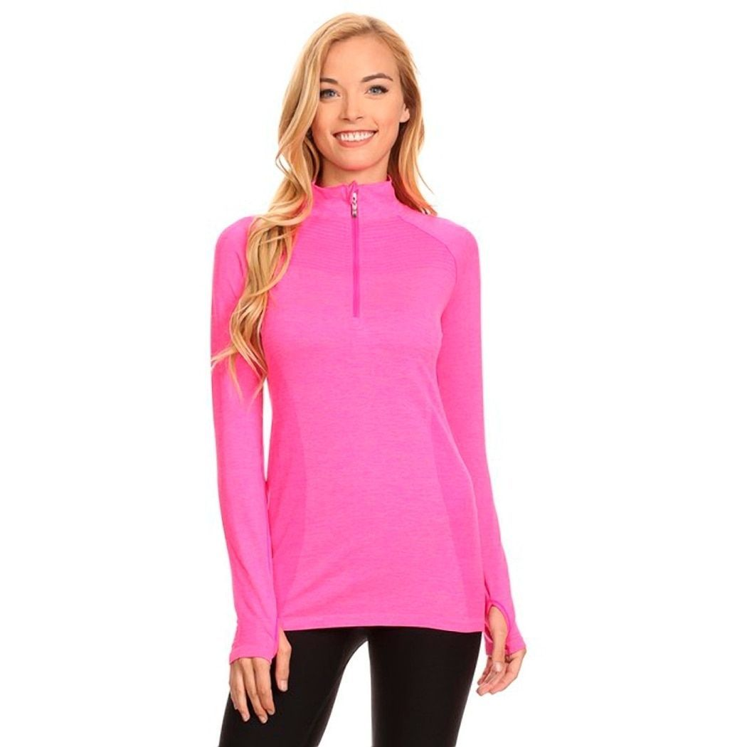 Women's Seamless Active Living Pullover Top