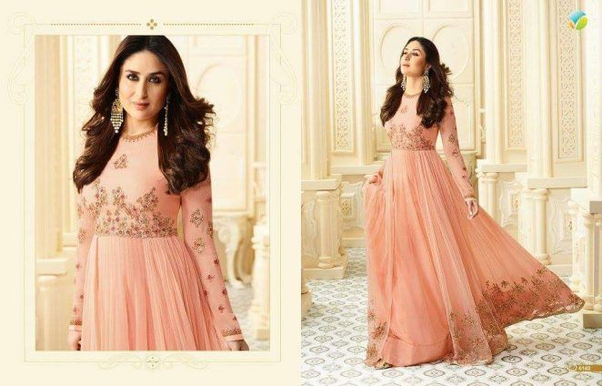 Latest Kareena kapoor Collection Anrkali Dresses Look 2018 ...