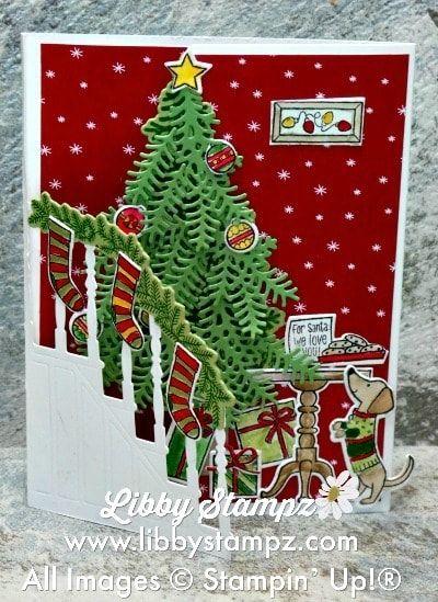 Carte Noel Australie.Freshly Brewed Projects Blog Hop Christmas Trees Cartes