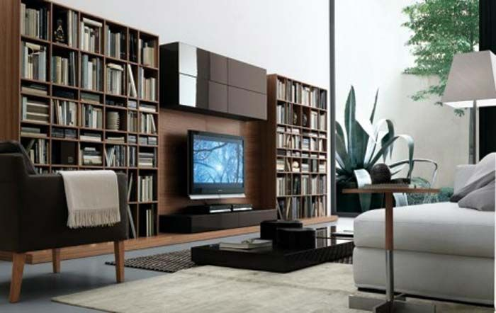 wall units furniture italian Modern TV and Entertainment Wall Units Designs, Italian Furniture