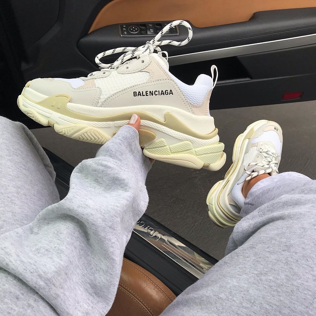 Balenciaga shoes, Hype shoes
