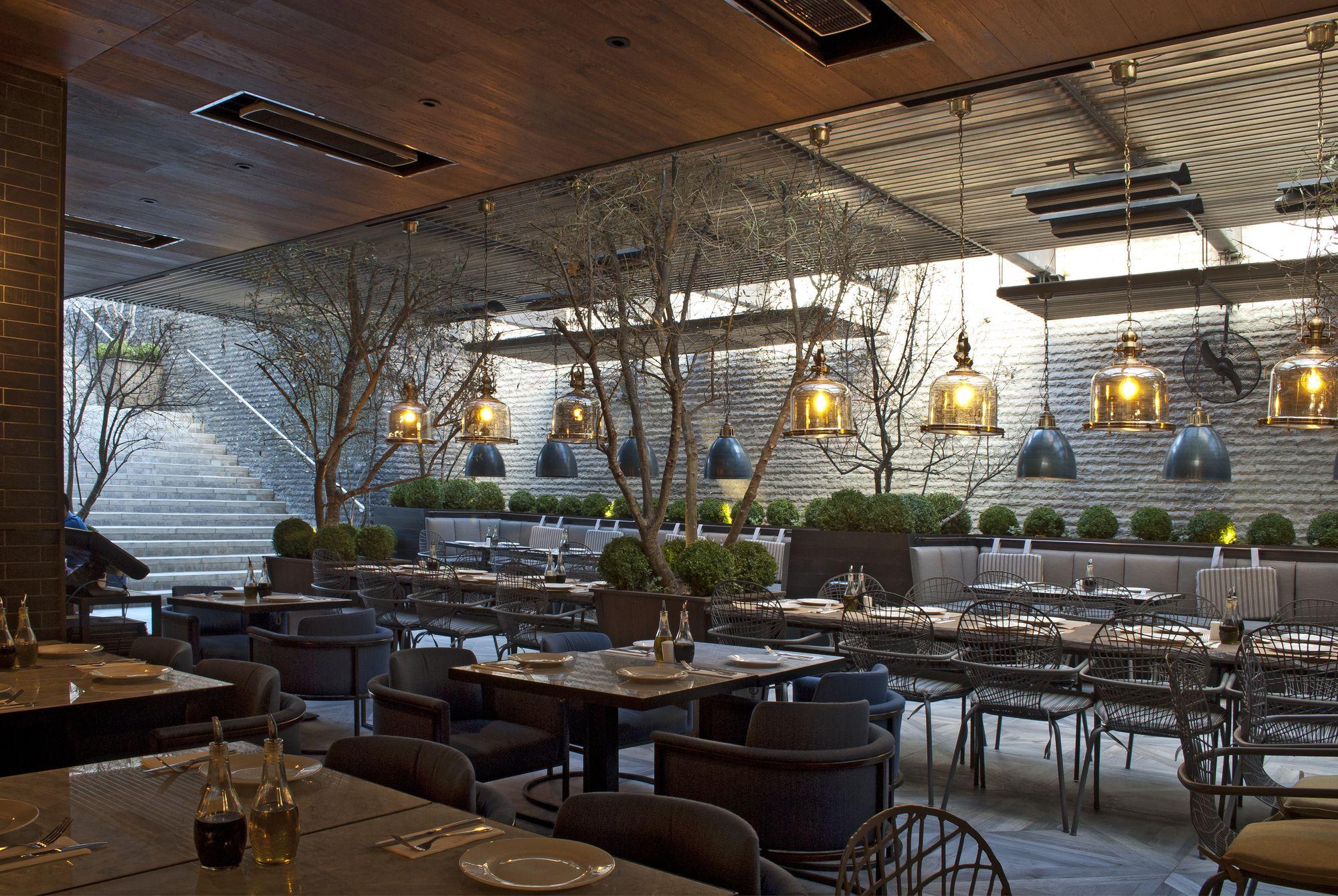 Restaurante Margo Isidora Goyenechea Lira Y Tuckerman Arquitectos Sebastian Larroulet Restaurantes Arquitectos Arquitectura