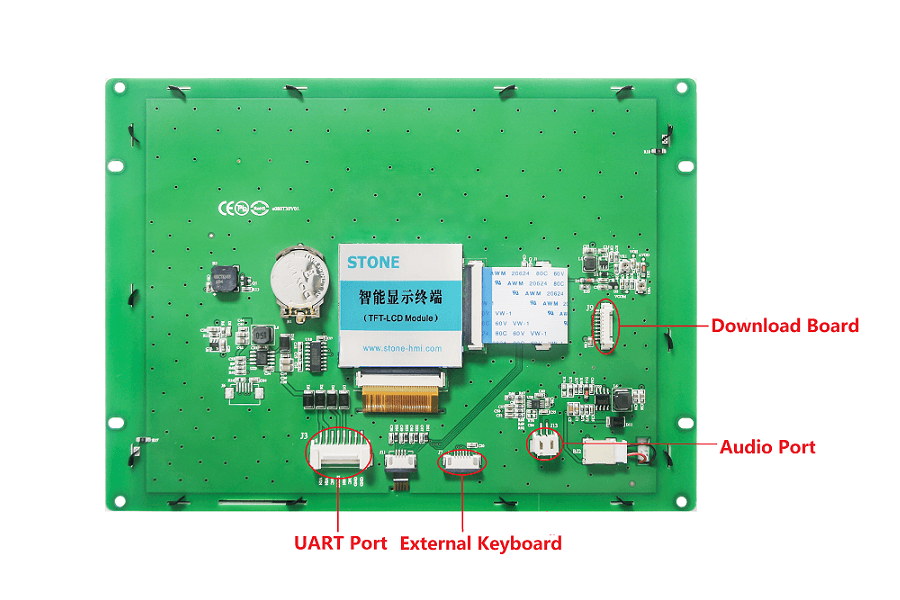 8 inch touch screen Display TFT LCD Module  #touchscreendisplay 8 inch touch screen Display TFT LCD Module   STONE various TFT LCD display sizes including: 3.5'', 4.3'', 5'', 5.6'', 5.7'', 7'', 8'', 9.7'', 10.1'',10.4'', 12.1'', 15.1''. TFT for medical cosmetology, TFT for industrial engineering equipment, TFT for civil and commercial use. With a large selection to choose from, One of them may be the beginning of your project. Click to learn more about the product.  www.stoneitech.com #touchscreendisplay
