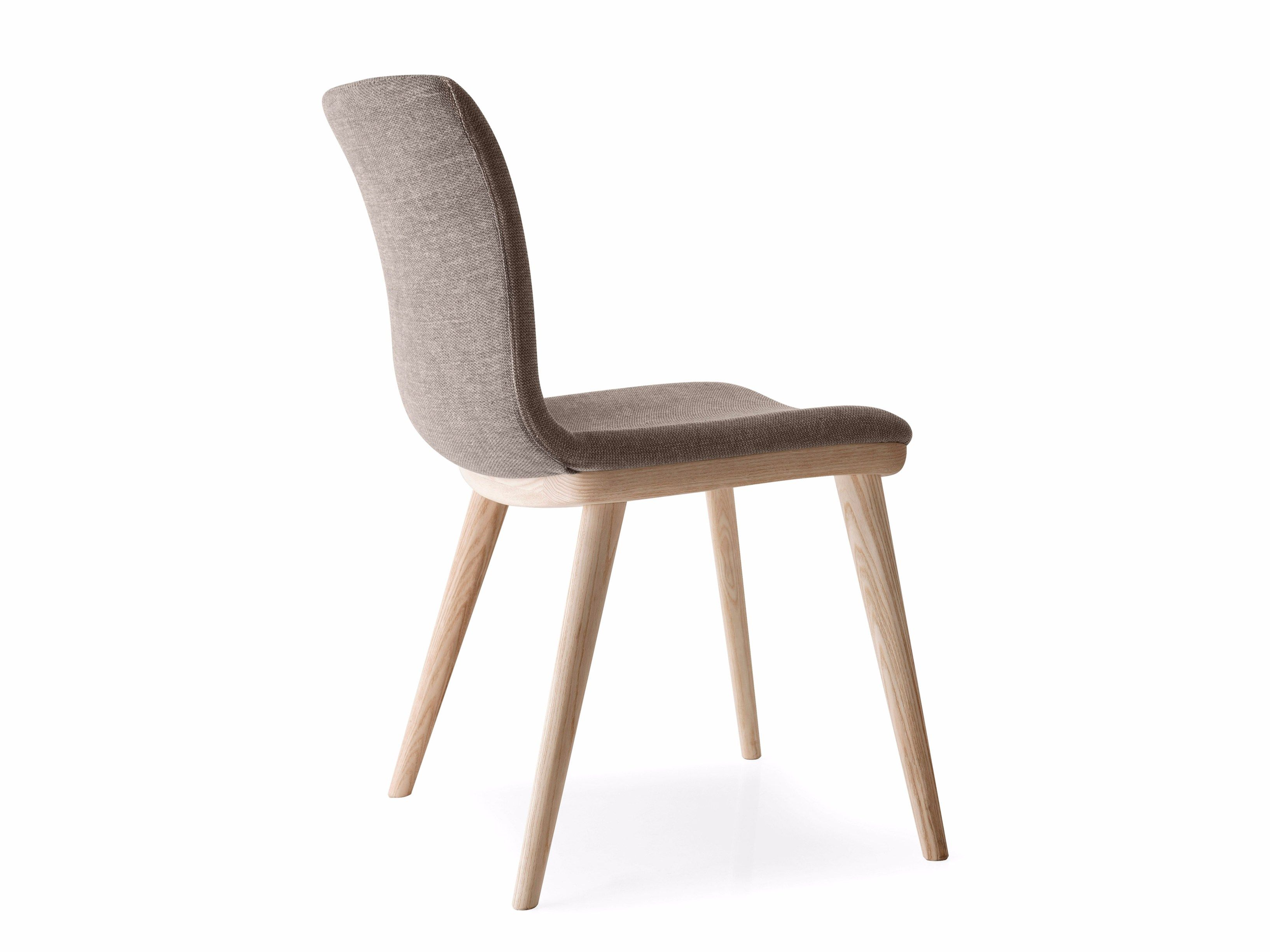 Upholstered fabric chair ANNIE by Calligaris design Edi e Paolo