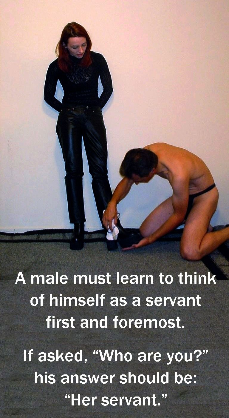 what submissive men like