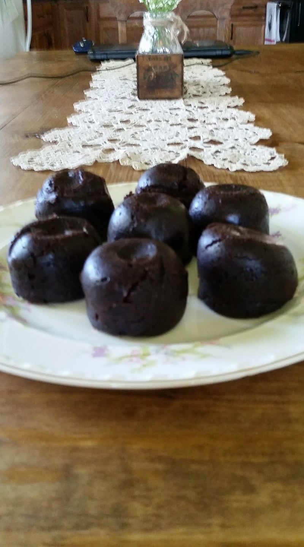 Instant Pot Brownies 1 Box Brownie Mix Egg Bite Mold Pan Spray