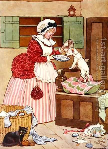 In Days Of Old So We Re Told Girls Dressed Much Like Mother Hubbard But Today It Seems They Old Nursery Rhymes Nursery Rhyme Costume Old Mother Hubbard