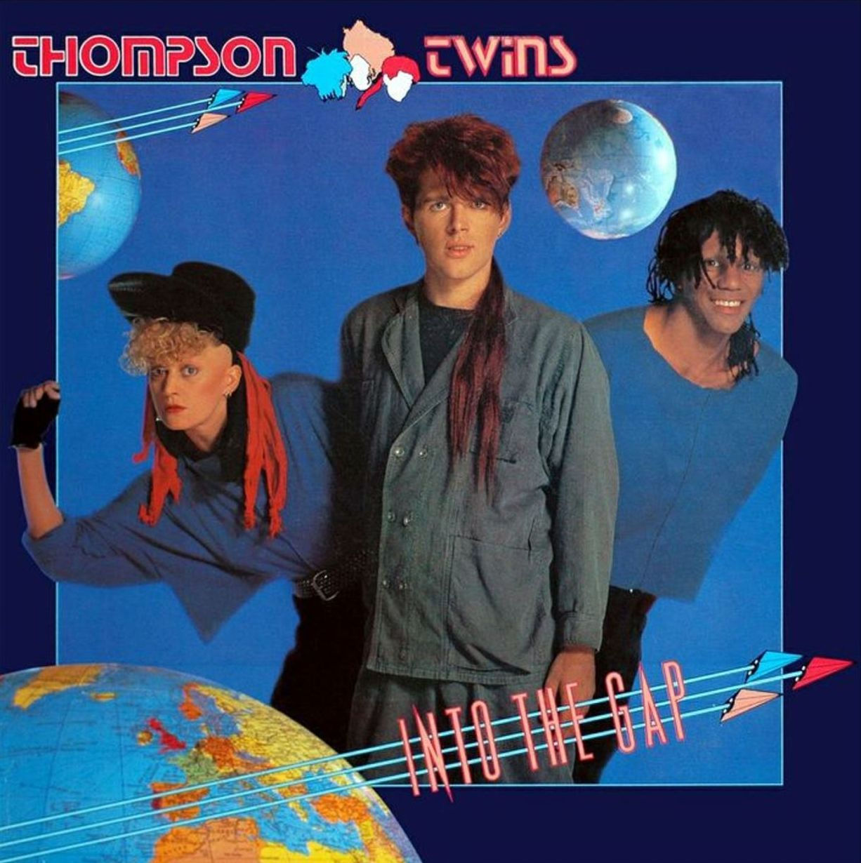 Thompson Twins Into The Gap (1984) Thompson twins
