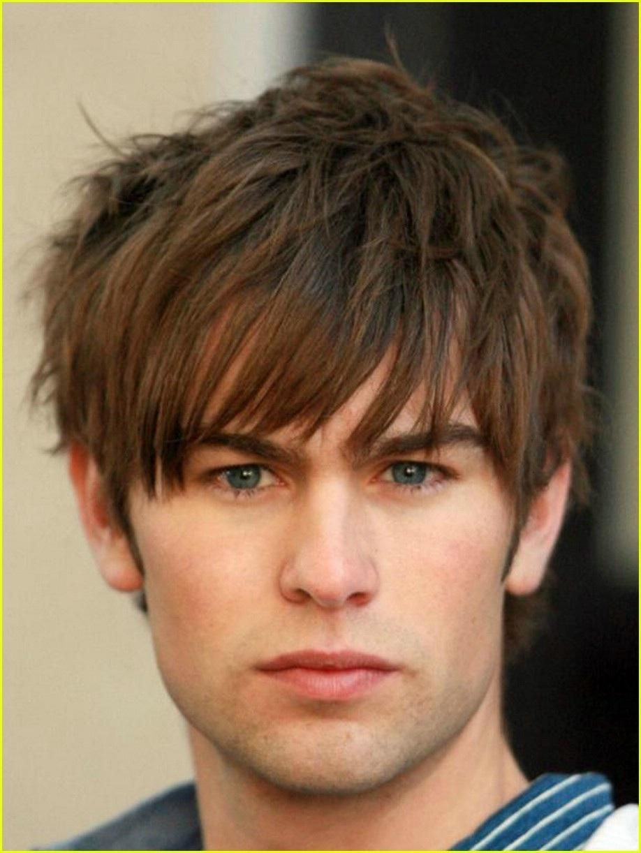 Brown Hairstyles For Men Hairstyles Pinterest Teen Boy