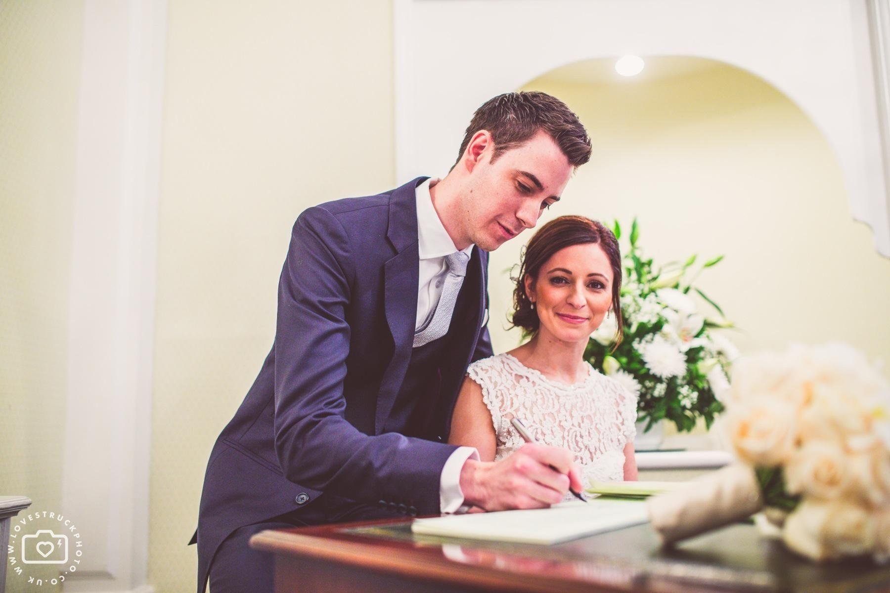 London Kensington Chelsea Wedding Ceremony And Registry Office