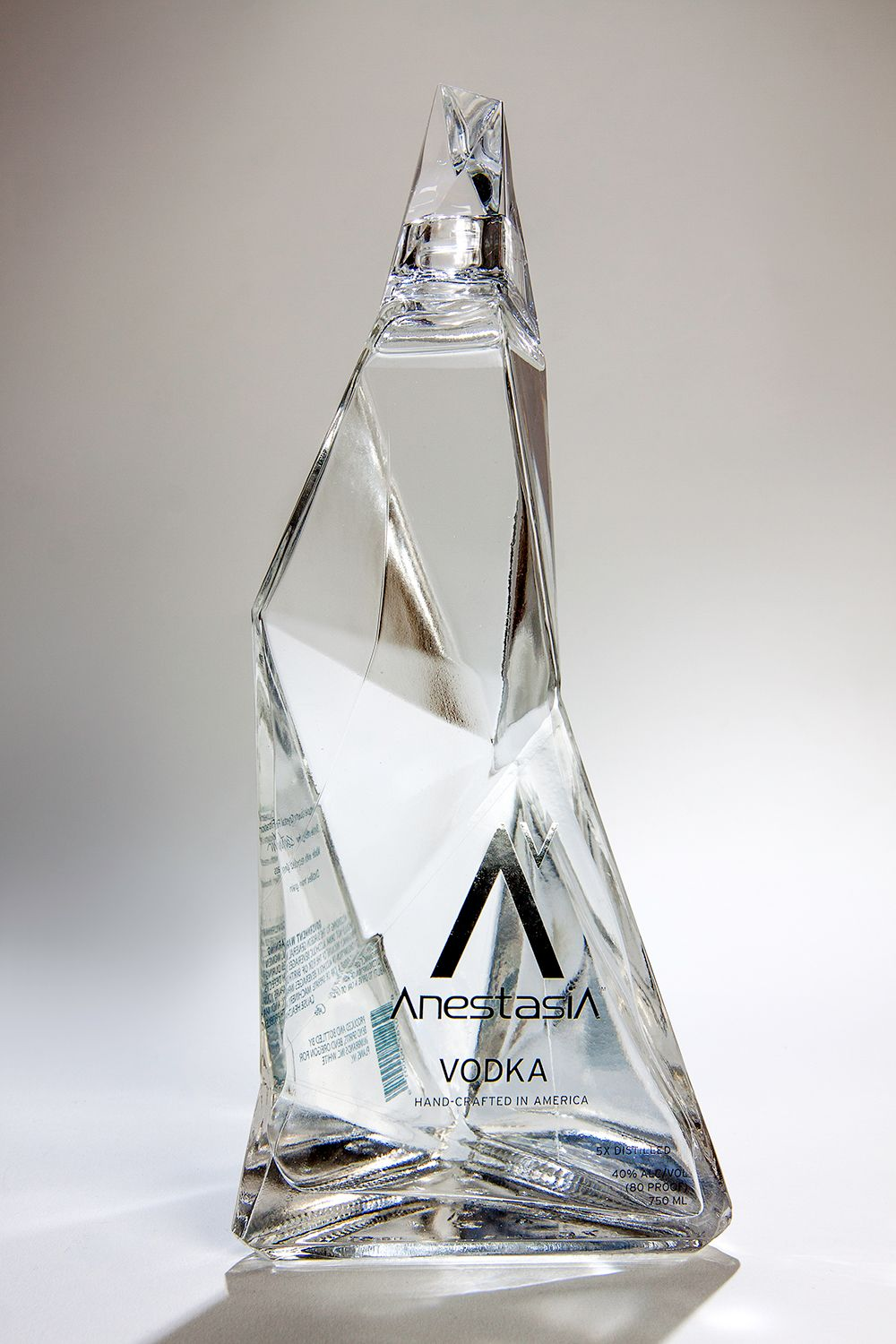 AnestasiA Vodka, Hand crafted in America
