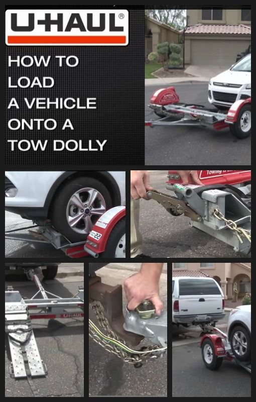 How to Load a Car onto a Tow Dolly [VIDEO | GPMS Keepers