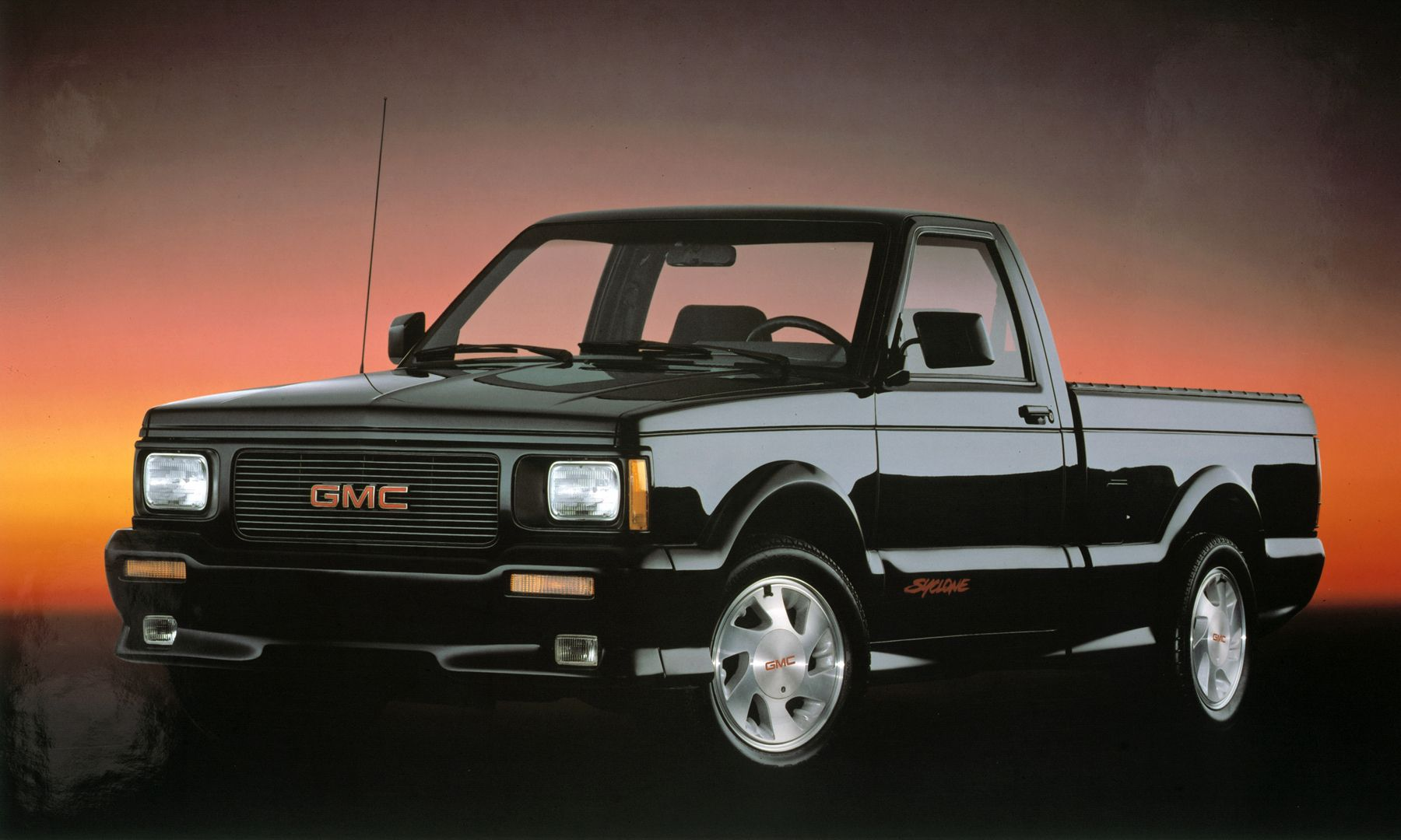 1991 Gmc Syclone The Grand National Of Pickups Gmc Trucks