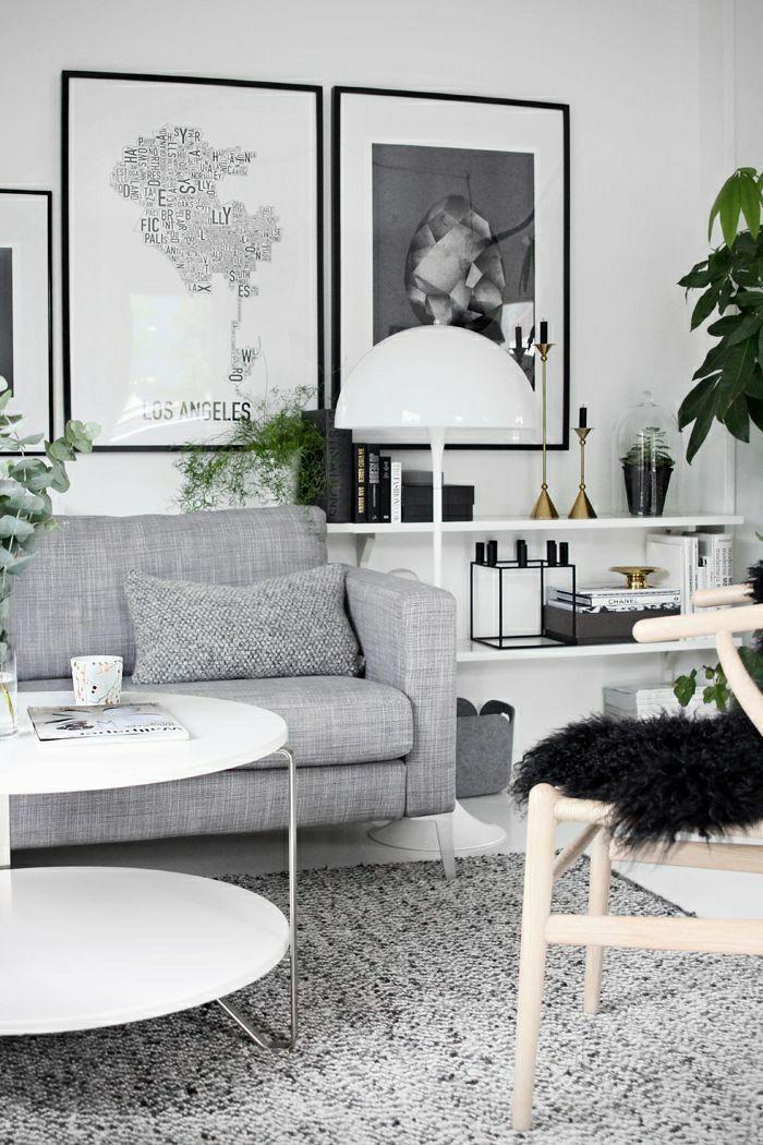 Einrichtungsideen fürs Wohnzimmer in 45 Fotos   Lovely Living ...