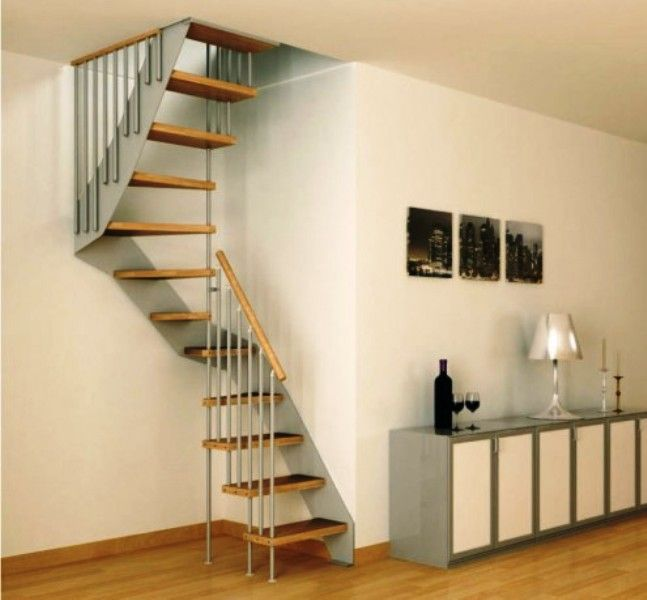 Best Now That S Efficient Small Space Staircase Stairs 400 x 300