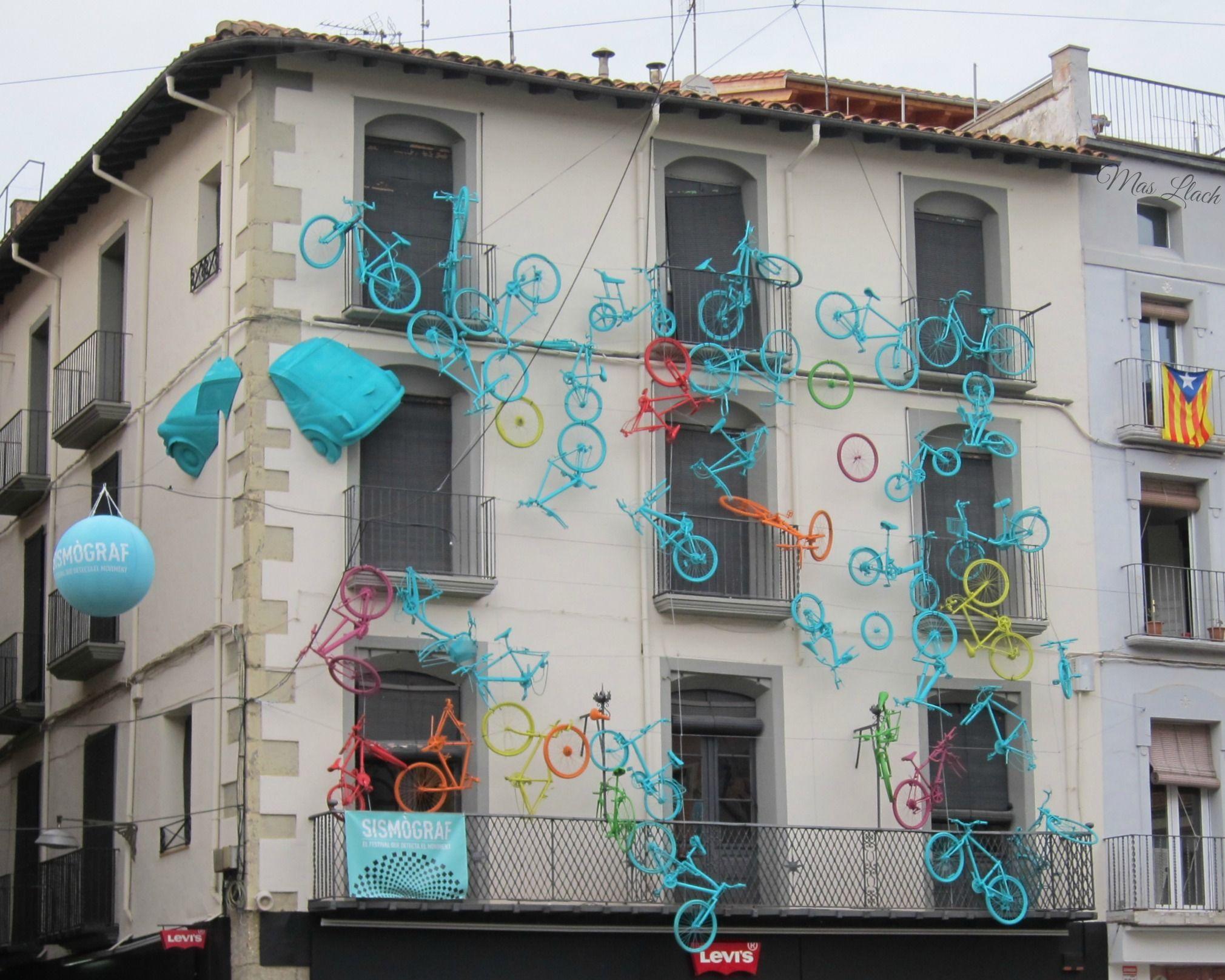 Sismògraf 2015 - Olot _ Girona (Plaça major)