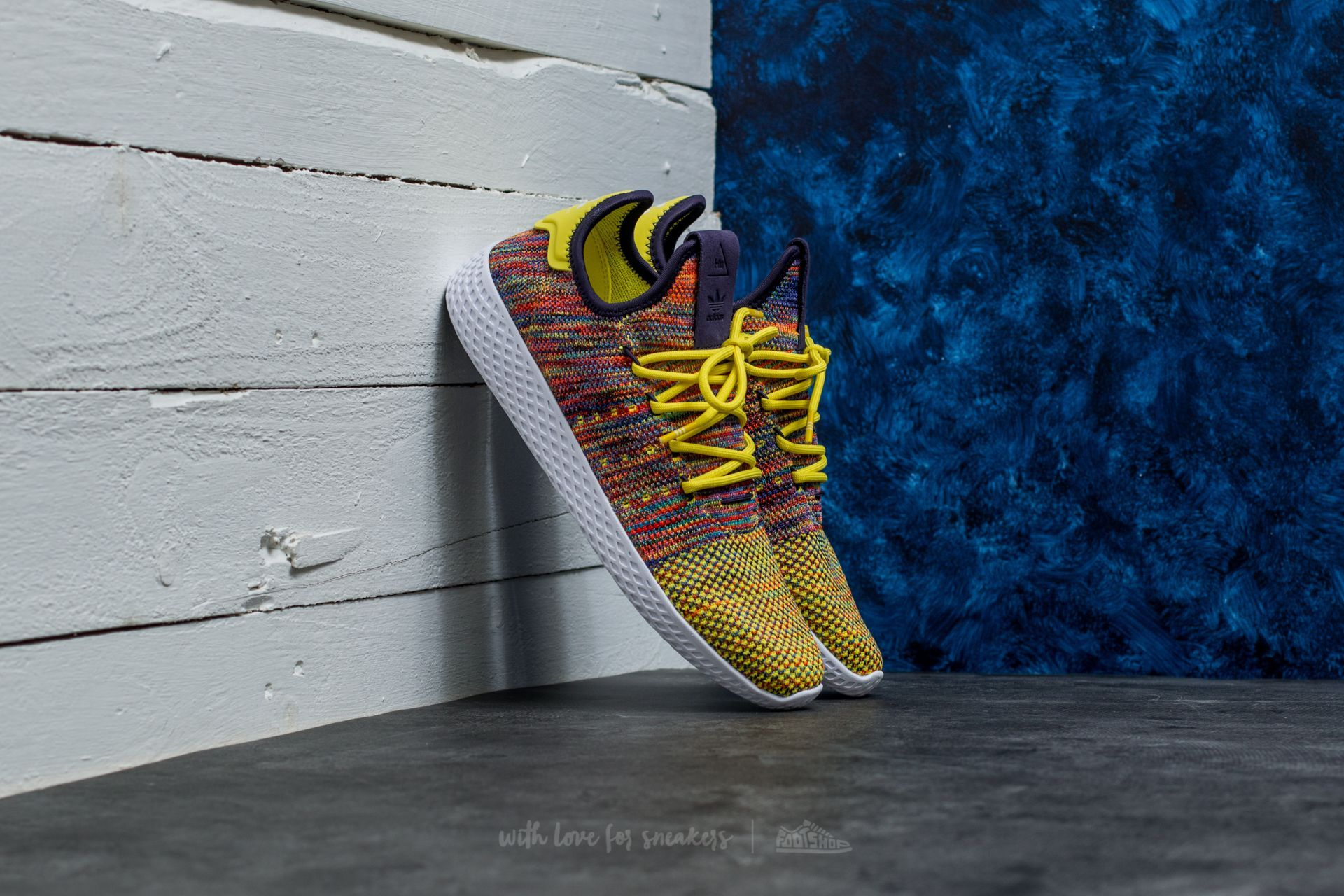 Pharrell Williams - Hu Multi - Colore Alla Adidas / Multi Colore Alla Colore 1c59f8