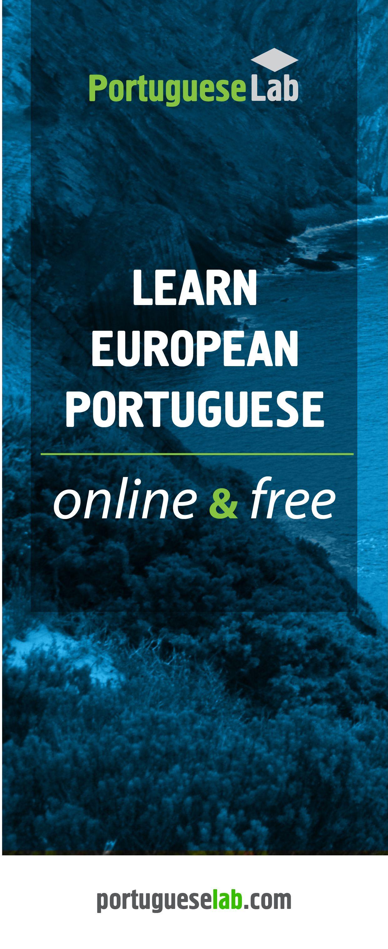 Learn European Portuguese Online Portuguese For Beginners