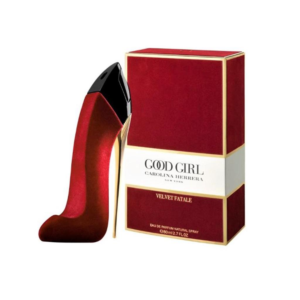 Carolina Herrera Good Girl Velvet Fatale Edition Eau de