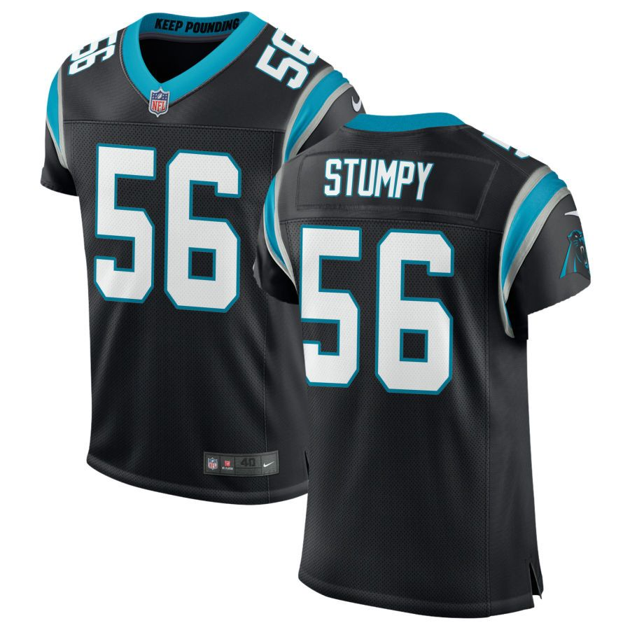 reputable site cc6a5 9f43f Carolina Panthers Nike Classic Custom Elite Jersey – Black ...