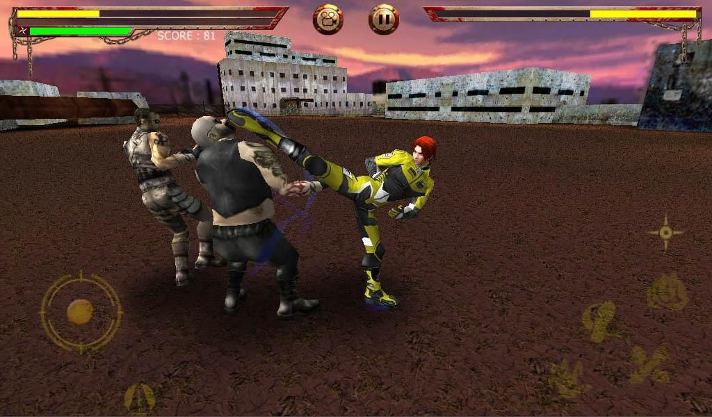 multiplayer fighting games pc free download
