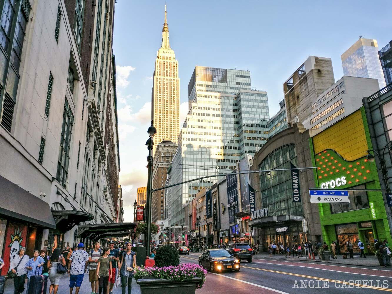 Dónde comprar zapatos en Nueva York   Visitar Nueva York