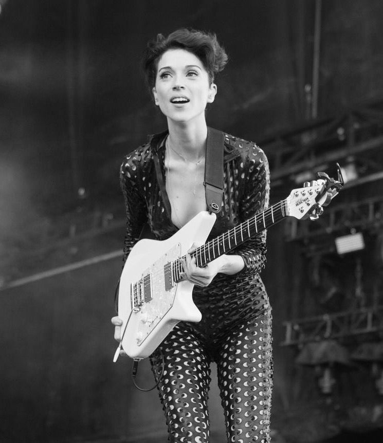 Yay or Nay Annie Clark Aka St Vincent Topless