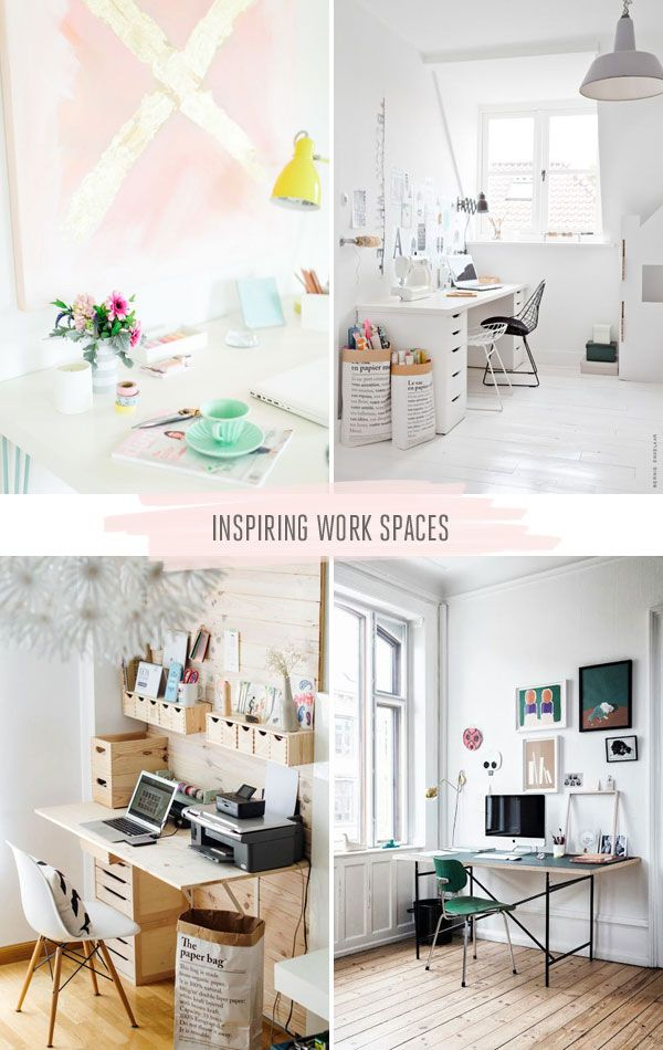 Uplifting Work Spaces. Basement OfficeHome ...