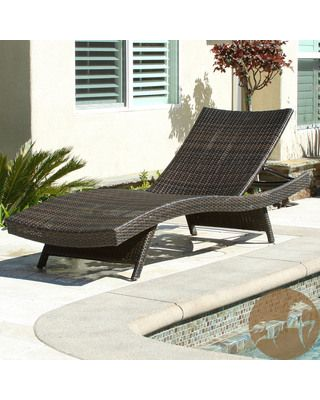 Shop Sales For Outdoor Patio Furniture Outdoor Wicker Chaise Lounge Lounge Chair Outdoor Luxury Patio Furniture