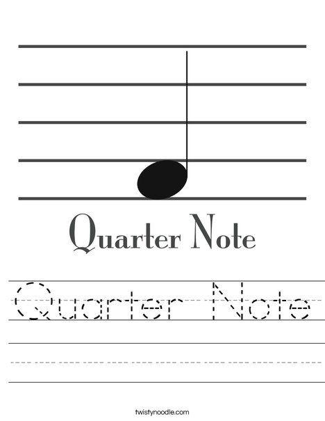 Quarter Note Worksheet Kindergarten Music Music Lessons For Kids Elementary Music