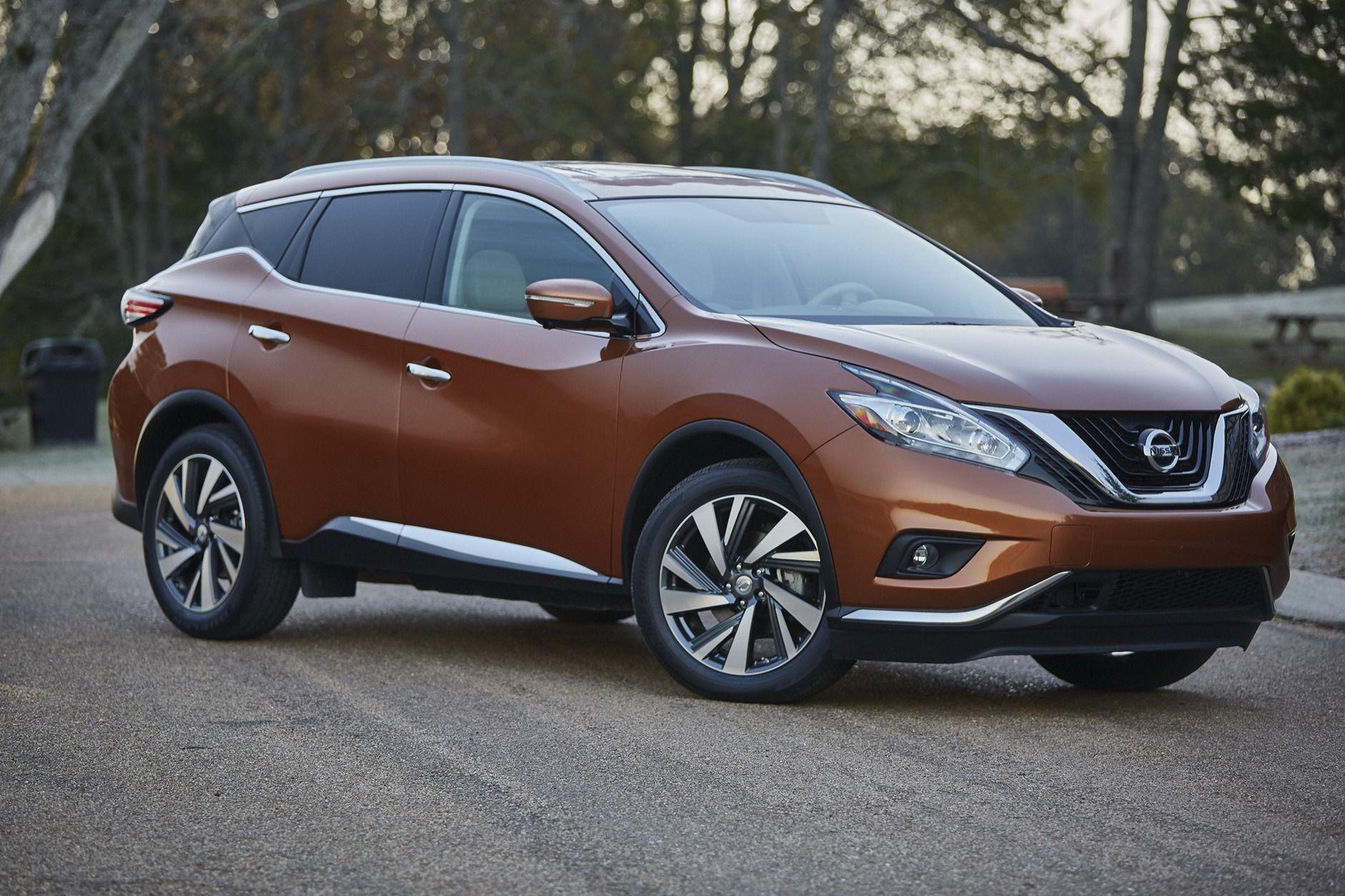 2016 Nissan Murano Luxury Suv Nissan Murano Nissan